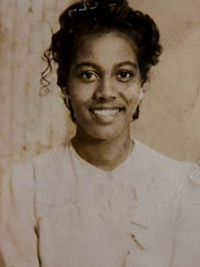 Woodie Ann Vaughns' mother, Elizabeth.