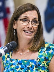 Rep. Martha McSally, R-Ariz., said she wants to close