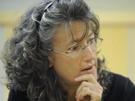 Superintendent Pam Homan