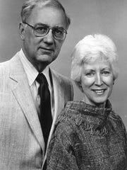 Richard and Joann Seaman in 1979.