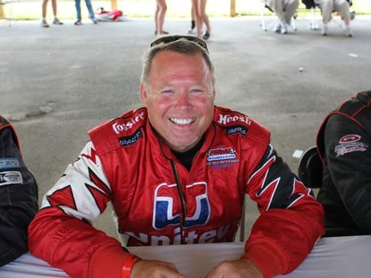 Tony Elliott was a two-time national champion sprint car driver.