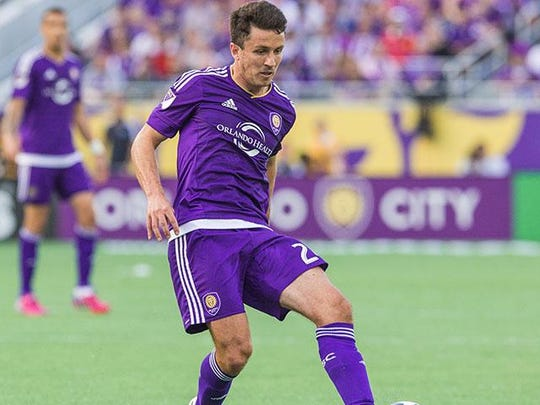 Orlando City Soccer Club signed MLS veteran Lewis Neal