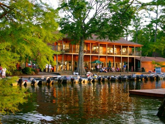 Blue Bank Resort at Reelfoot Lake