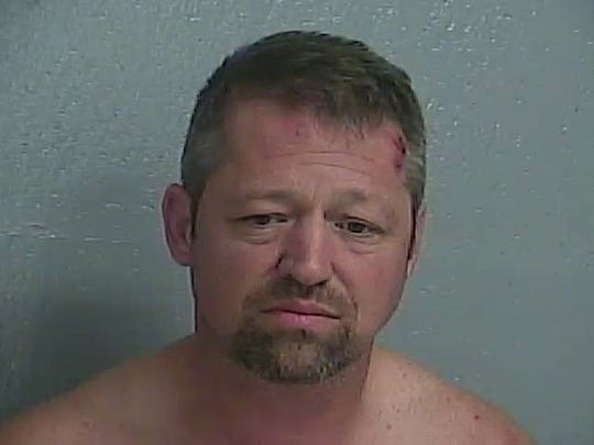 Greg Marvin has been in jail since October 2016. Police