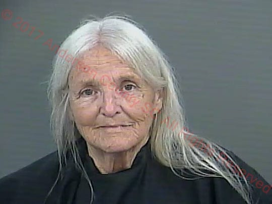 Glenda Hicks, 70,  and her daughter are each charged with 17 counts of mistreating animals after horses, dogs and other animals were seized from their home near Belton.