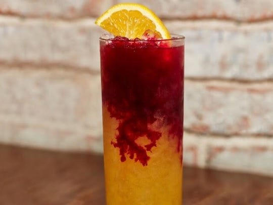 Potion of the Dead is a Halloween cocktail available