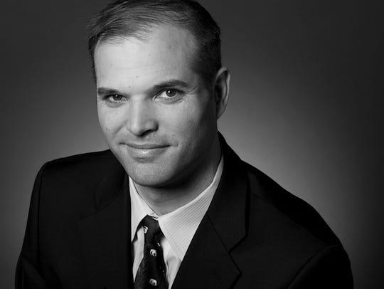 Author Matt Taibbi