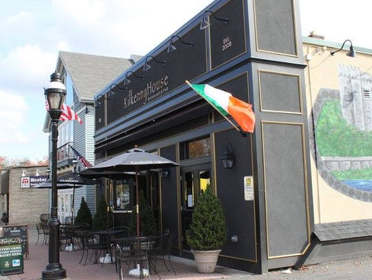 The Kilkenny House will be a bustling hub on Saint