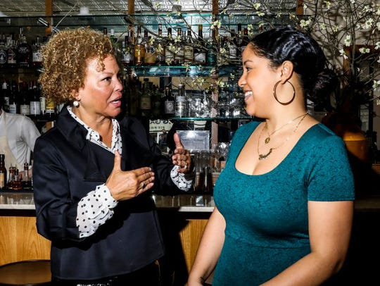 Debra Lee, president and COO of BET entertainment network,