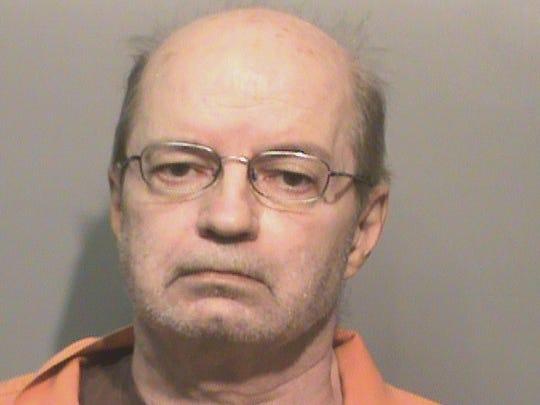 Timothy Mark Warrick, 65, of Des Moines was arrested