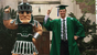 Novi grad Harrison Halley was the Spartan mascot for