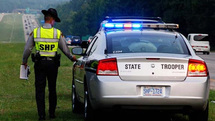 Accident on I40 kills one, injures 2, NCSHP investigating