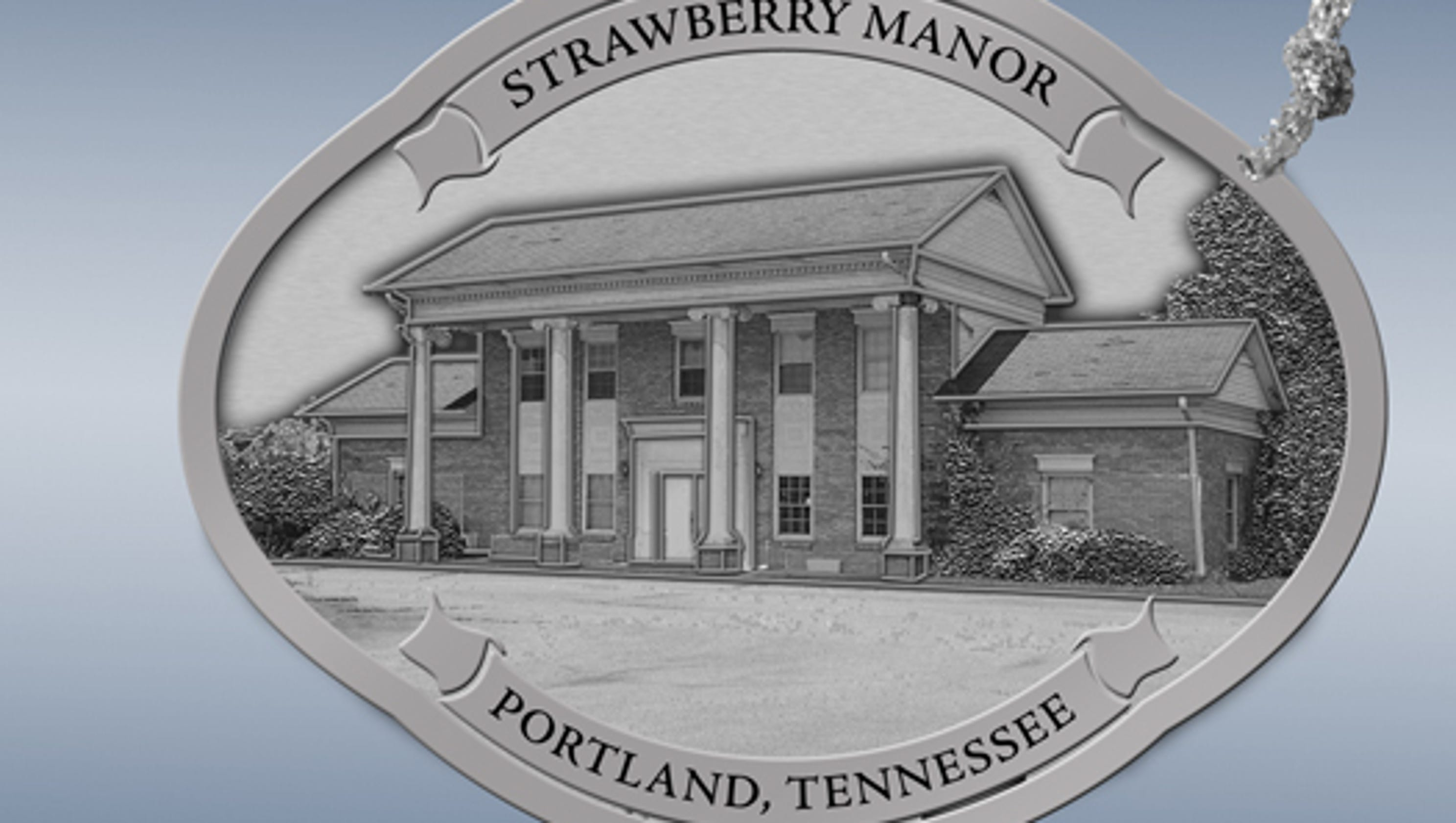 Strawberry Manor To Be Portland S Christmas Ornament