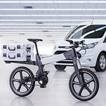 Ford creates an 'urban mobility' bicycle