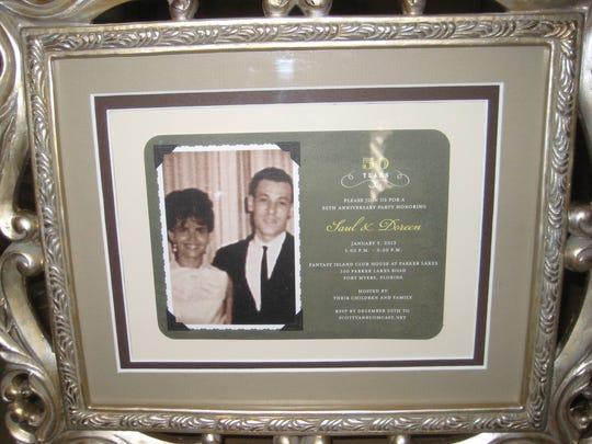 Saul and Doreen VanderWoude have been married for 51 years.