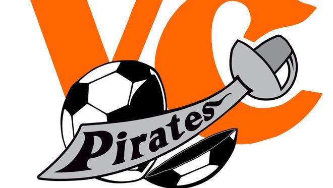 Ventura College soccer logo
