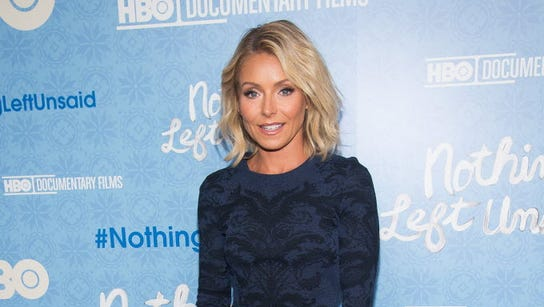 Kelly Ripa, shown here in a 2016 photo, is part of