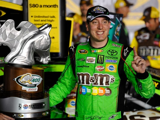 7-12-2015 kyle busch rules package