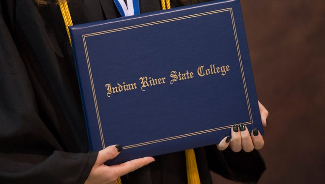 Indian River State College graduations.