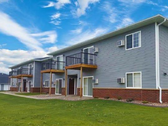 Photo of similar apartments built by S.C. Swiderski LLC.