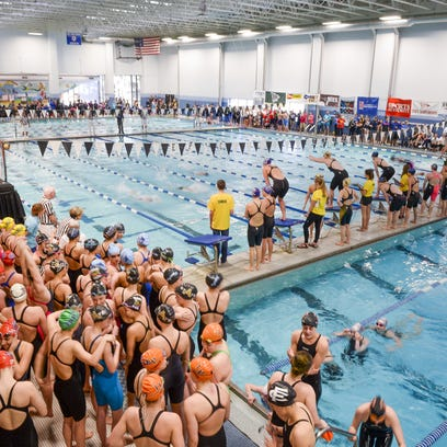 Edora Pool Ice Center is home to the Class 5A state