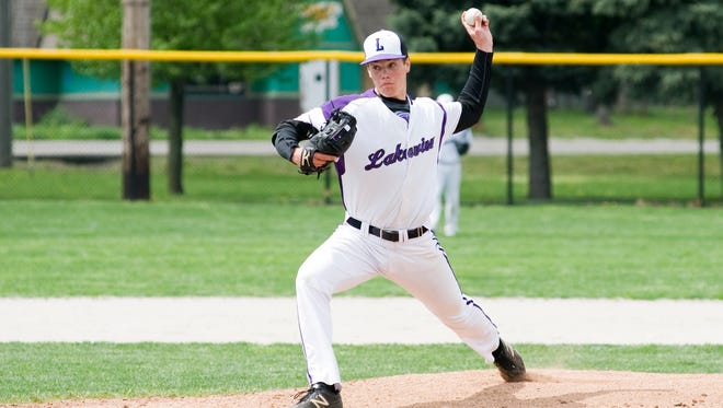 Lakeview senior Jacob Herbers helped the Spartans capture their second straight Cereal City Diamond Classic title back in 2014.