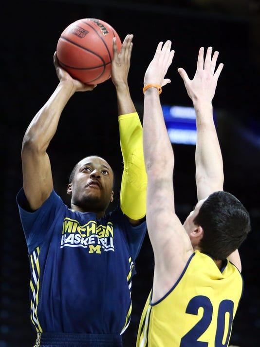 NCAA Basketball: NCAA Tournament-Brooklyn Practice