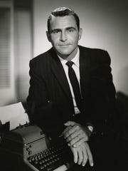 TV legend Rod Serling, Binghamton's favorite son, created