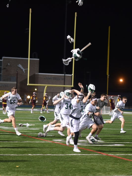 Delbarton Lacrosse Makes History With Tournament Of Champions 3 Peat