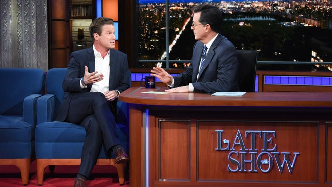 Billy Bush says 'Today' anchor Matt Lauer went to the mat for him with their bosses at NBC News following the leak of the 'Access Hollywood' tape.