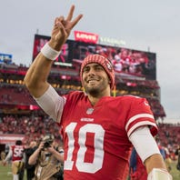 NFL's most overpaid players: Jimmy Garoppolo, Kirk Cousins highlight list