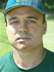 J.P. Stevens head coach Dave Marzano