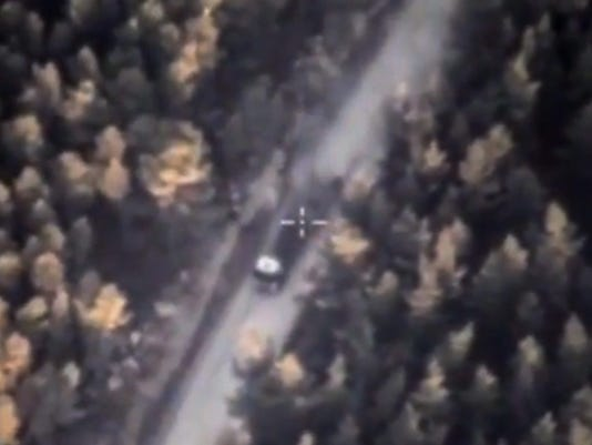 Turkey reportedly shoots down Russian drone