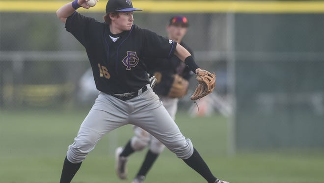Fort Collins and Rocky Mountain's baseball game scheduled for Tuesday night at City Park has been postponed.