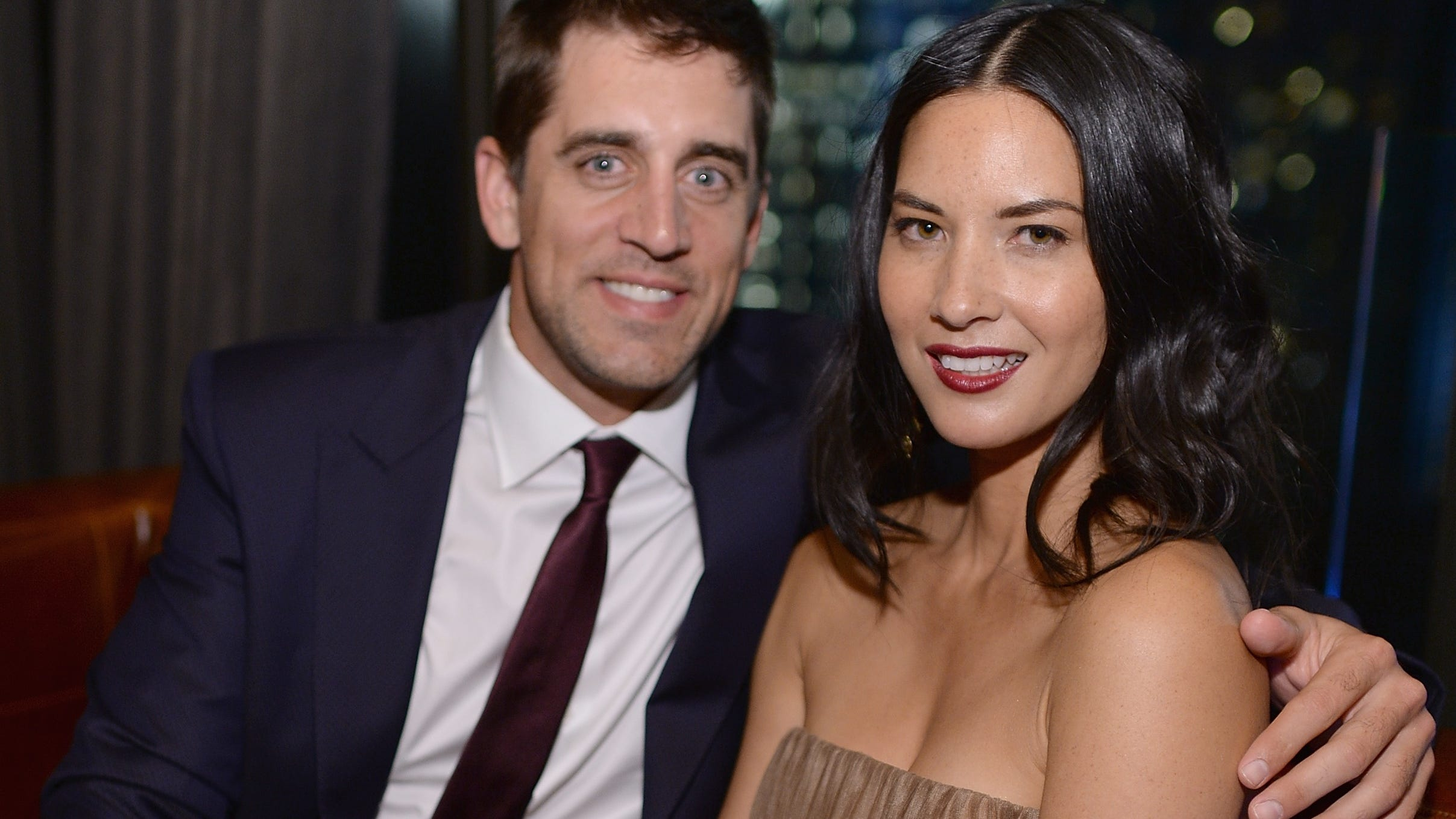 Olivia Munn Had No Idea What Her Famous Boyfriend Did For A Living