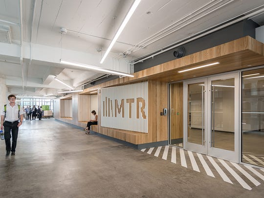 Memphis Teacher Residency office in Crosstown Concourse