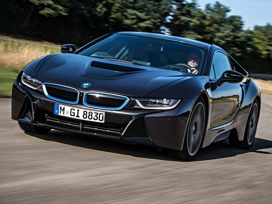 bmw i8 review driving into the future fast. Black Bedroom Furniture Sets. Home Design Ideas