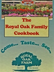 """The Royal Oak Family Cookbook"""