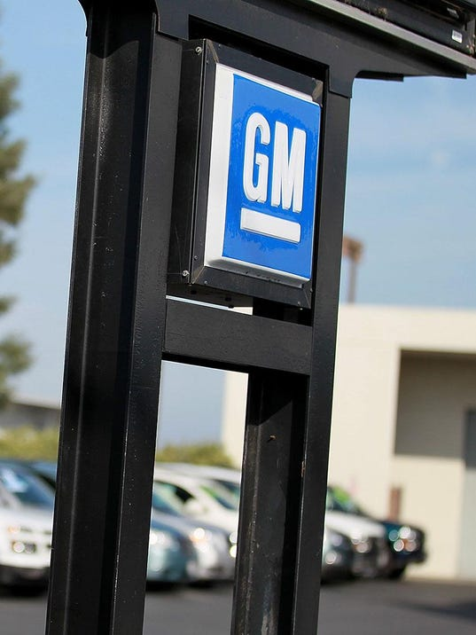 General Motors Quarterly Profits Drop 12 Percent