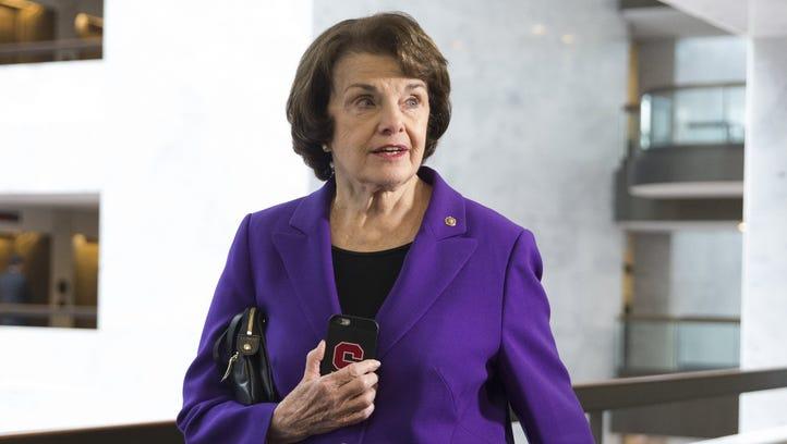 Sen. Dianne Feinstein, D-Calif.