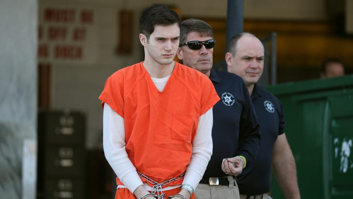 Thomas Traficante, who stalked SUNY Geneseo ex-girlfriend, sentenced to four years