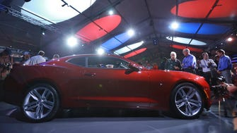 The 2016 Chevrolet Camaro debuted at Belle Isle Park in Detroit on May 16, 2015, and will be built later this year at Lansing's Grand River Assembly plant. Production of the vehicle adds a second shift to the plant that will include 500 jobs.