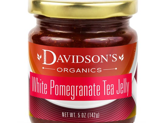 Davidson's Organics Tea Jelly