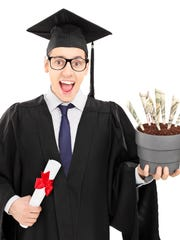 Paying your student loans early can reap rich rewards.