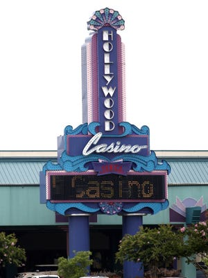 This is a 2013 photograph of the exterior of Hollywood Casino in Tunica, Miss.