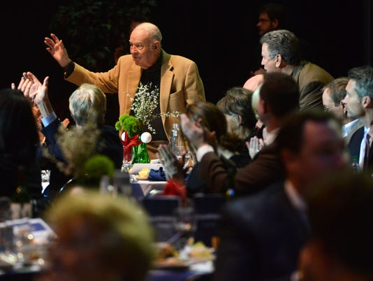 City of Champions banquets honors professional baseball players from the Pensacola area