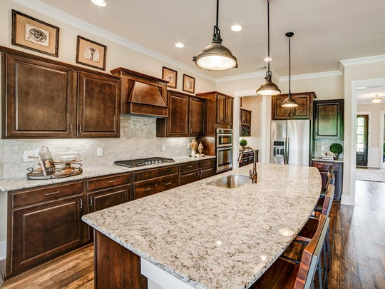 Prices at Amelia Park in Franklin range from the high $300,000s to the low $500,000s.