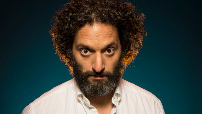 "In this June 16, 2017 photo, Jason Mantzoukas poses for a portrait at ""The House"" junket at the London Hotel in West Hollywood, Calif. (Photo by Ron Eshel /Invision/AP)"