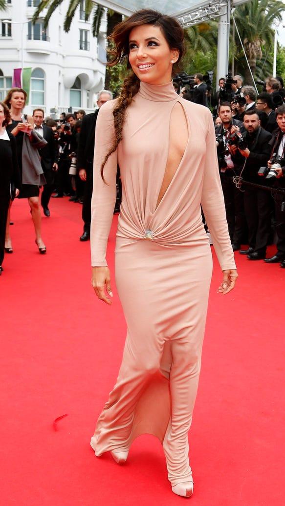 Eva Longoria at Cannes