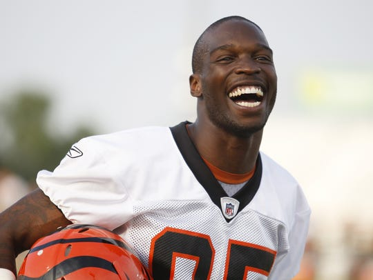 Chad Johnson set numerous club records for the Bengals.